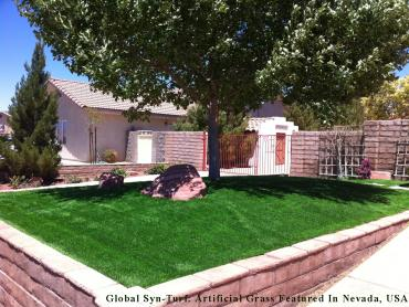Artificial Grass Photos: Artificial Grass Installation Cherry Hills Village, Colorado City Landscape, Front Yard