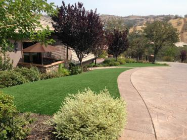 Artificial Grass Photos: Artificial Grass Installation Cimarron Hills, Colorado Lawn And Landscape, Front Yard Landscaping Ideas