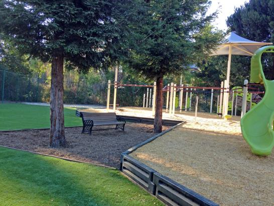 Artificial Grass Photos: Artificial Grass Installation Highlands Ranch, Colorado Athletic Playground