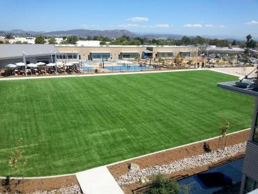 Artificial Grass Photos: Artificial Lawn Pueblo West, Colorado Backyard Soccer, Commercial Landscape