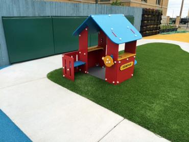 Artificial Grass Photos: Artificial Lawn Ward, Colorado Playground Turf, Commercial Landscape