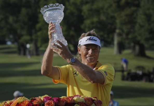Artificial Grass | Bernhard Langer Triumph at Belmont. Magic Week.