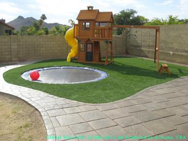 Artificial Grass Photos: Faux Grass Sherrelwood, Colorado Playground Turf, Backyard Makeover