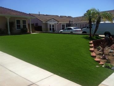 Artificial Grass Photos: Grass Installation Wellington, Colorado Landscape Design, Front Yard Landscape Ideas