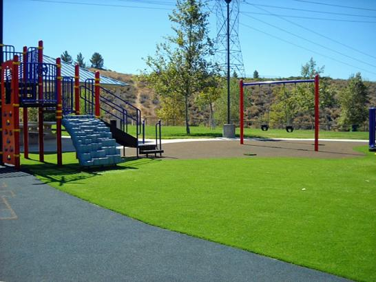 Artificial Grass Photos: How To Install Artificial Grass Montezuma, Colorado Playground Flooring, Recreational Areas