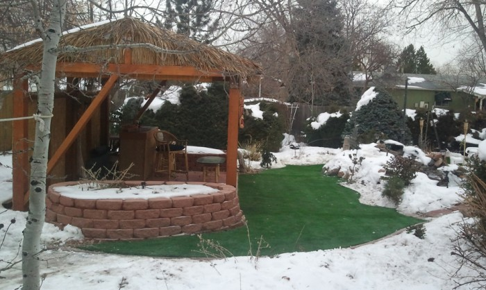 Artificial Grass for Commercial Applications in Colorado