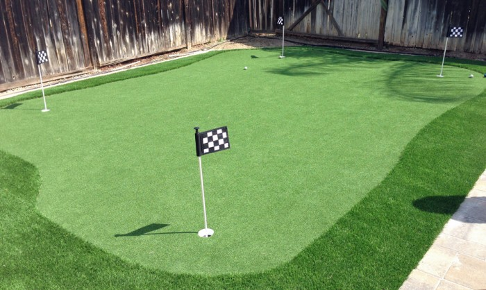 Putting Greens, Artificial Golf Putting Green in Colorado